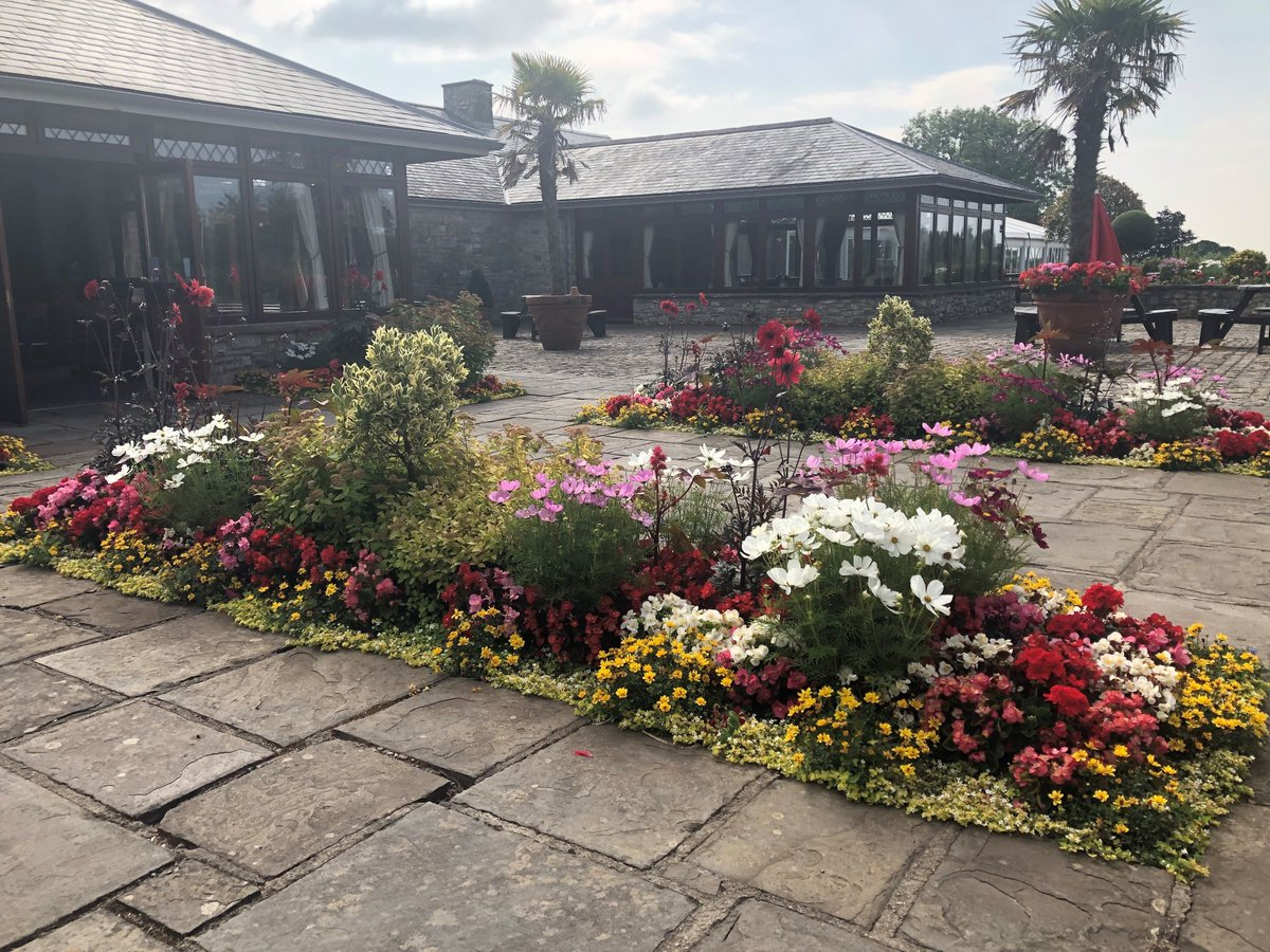 test Twitter Media - This weather is making our Clubhouse and Patio look BLOOMING gorgeous! 🌺🌻🌷  Our Gardeners are truly amazing at what they do! https://t.co/WZuEhWaUP3