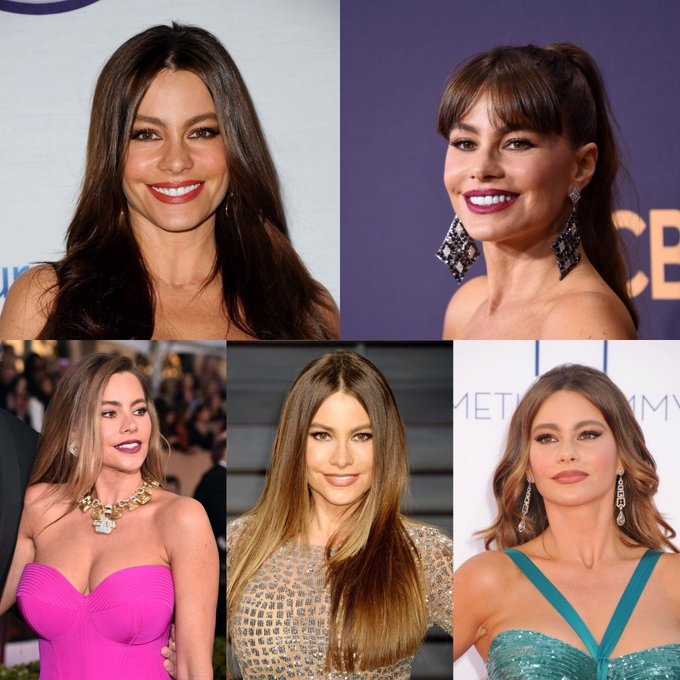 Happy 46 birthday To Sofia Vergara . Hope that she has a wonderful birthday.