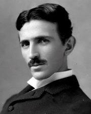 Happy Birthday Nikola Tesla (1856 - 1943) Arthur Ashe (1943 - 1993)