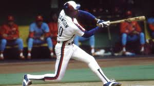 Bonne fête / Happy birthday Andre Dawson!