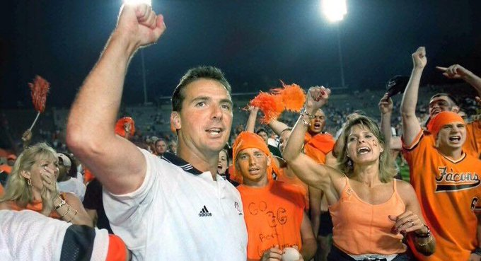 Happy birthday Urban Meyer!