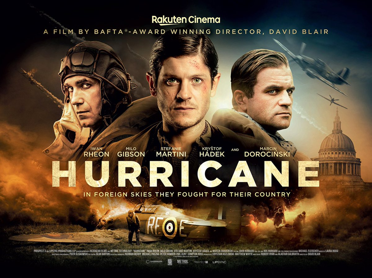RT @empiremagazine: Here's the poster for Iwan Rheon's war pilot drama #Hurricane: https://t.co/z03oPAAKsQ https://t.co/WSxQGyZ2Qc