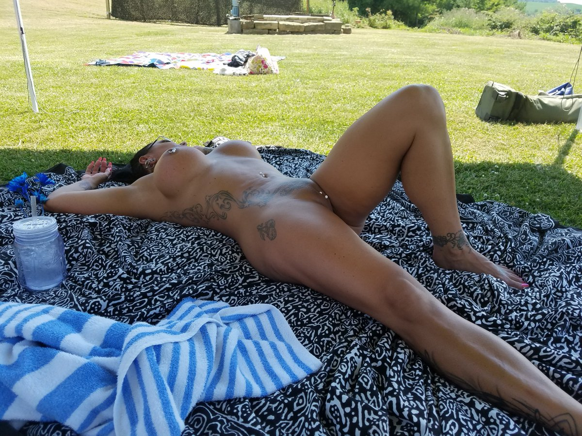 3 pic. #TIttyTuesday #MILF #pool #PublicNudity GJ2h8NWVar