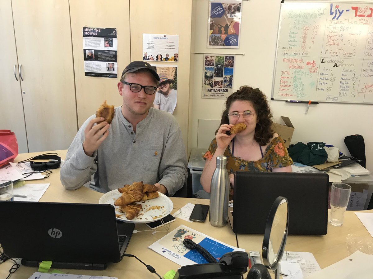 test Twitter Media - It's Rabbinic and cantor conference today so look who got the leftovers!!! @LJYNetzer https://t.co/dwWNT16WDj