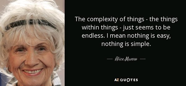 Happy Birthday to Canadian short story Alice Munro! She won the Nobel Prize in Literature in 2013.