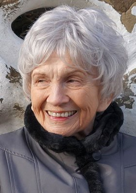 Happy Birthday to author Alice Munro! Check out some of her titles today!