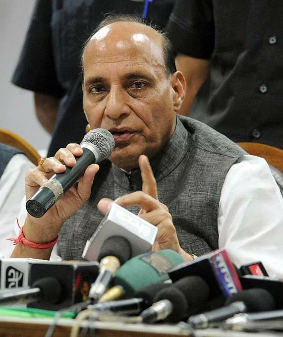 Happy Birthday Respected Rajnath Singh Ji... Sorry for the late upload...
