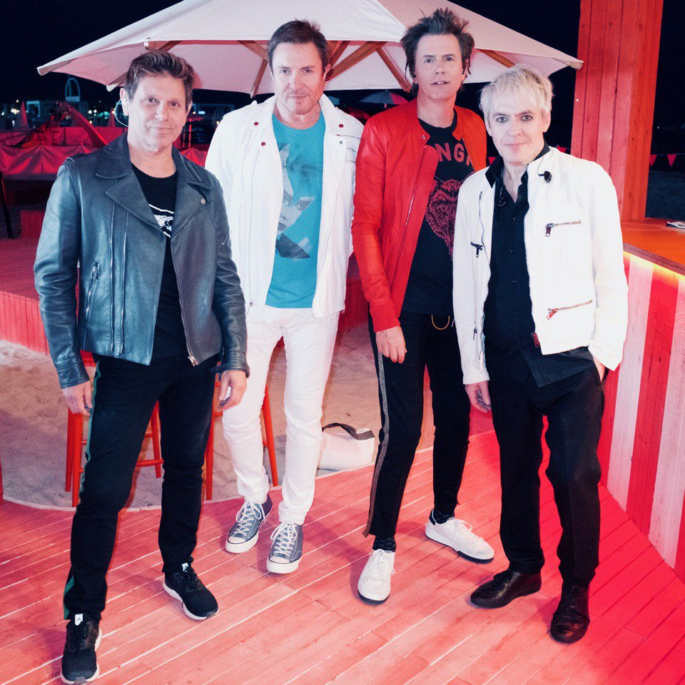 Out & about with @duranduran, June/July #duranlive https://t.co/iptzXRiUw7
