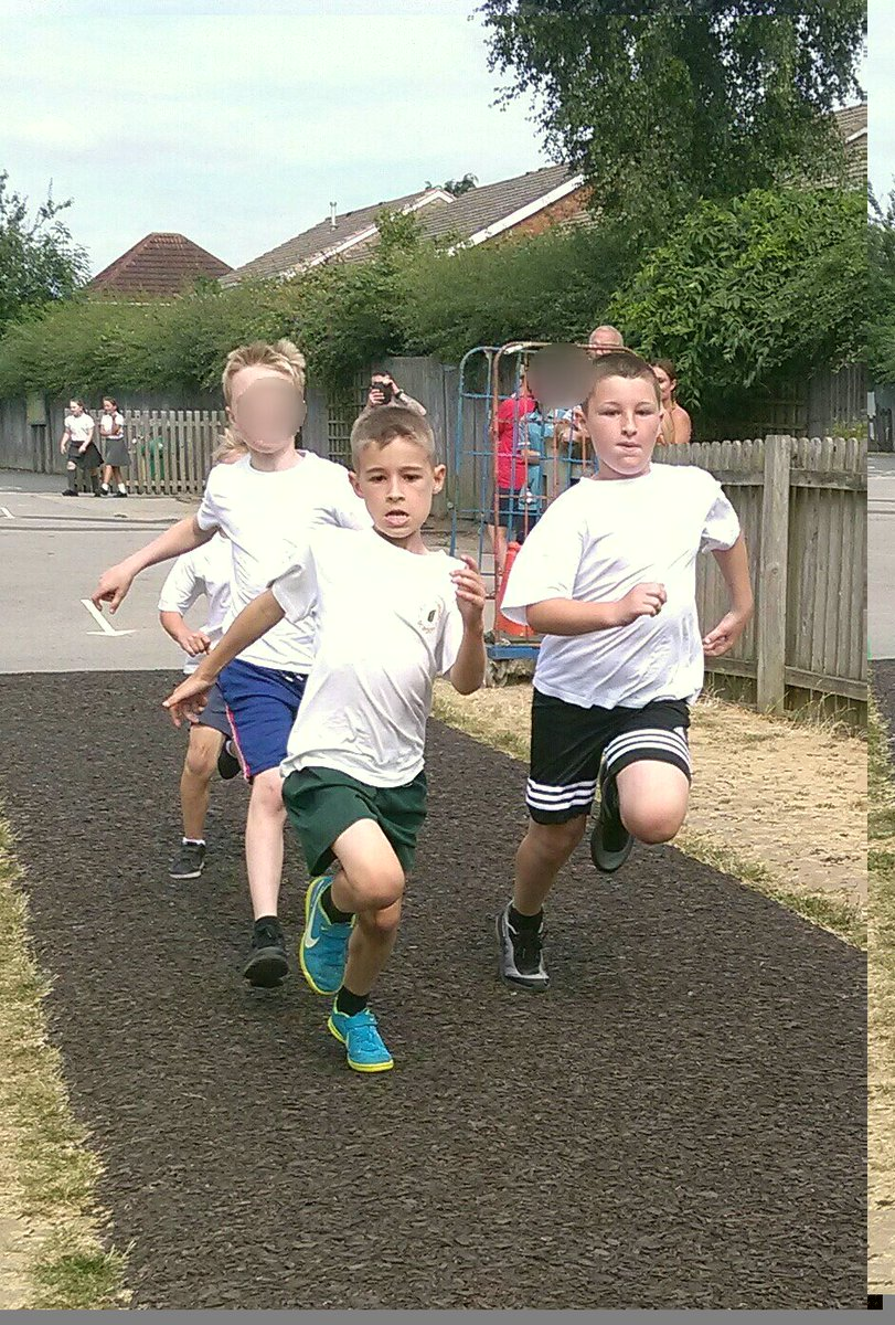 test Twitter Media - Years 3&4 had a cooler morning for a red hot sports day. Well done all. https://t.co/hfl4xju5ii