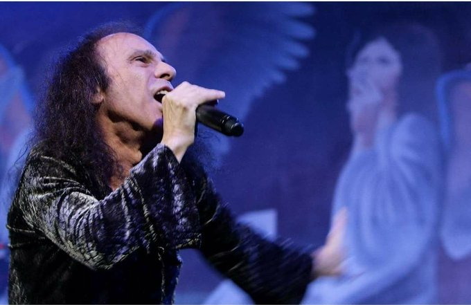 Happy birthday to the legendary Ronnie James Dio!