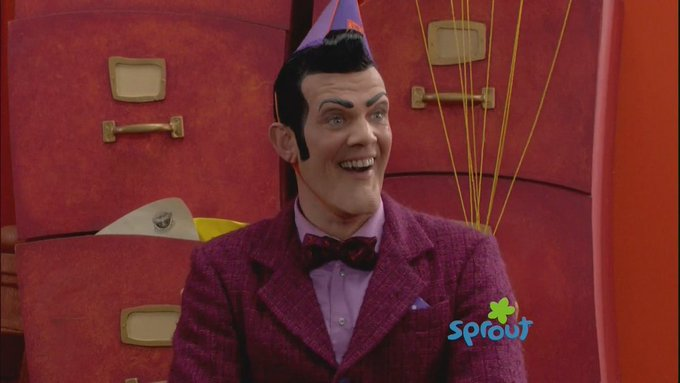 Happy birthday, Stefán Karl Stefánsson. You\re number one in our hearts!