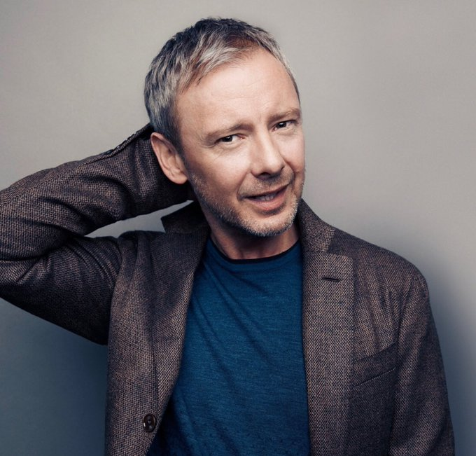 Happy 48th Birthday to the lovely John Simm!   Thank you for blessing us with your beautiful acting.