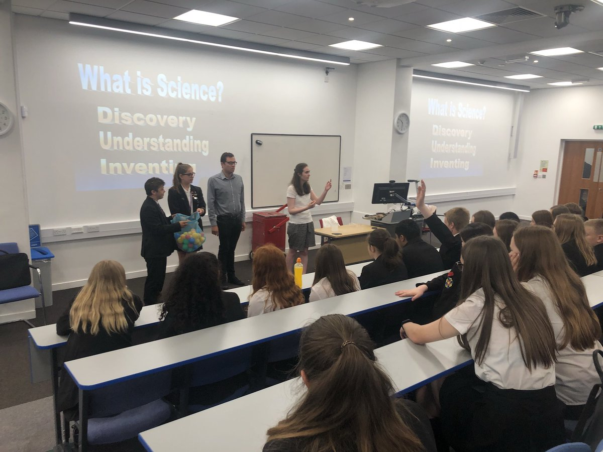 test Twitter Media - 45 learners were invited to Liverpool today for a science reward trip due to their exceptional behaviour and effort in science throughout the year https://t.co/M6yKEHMss9