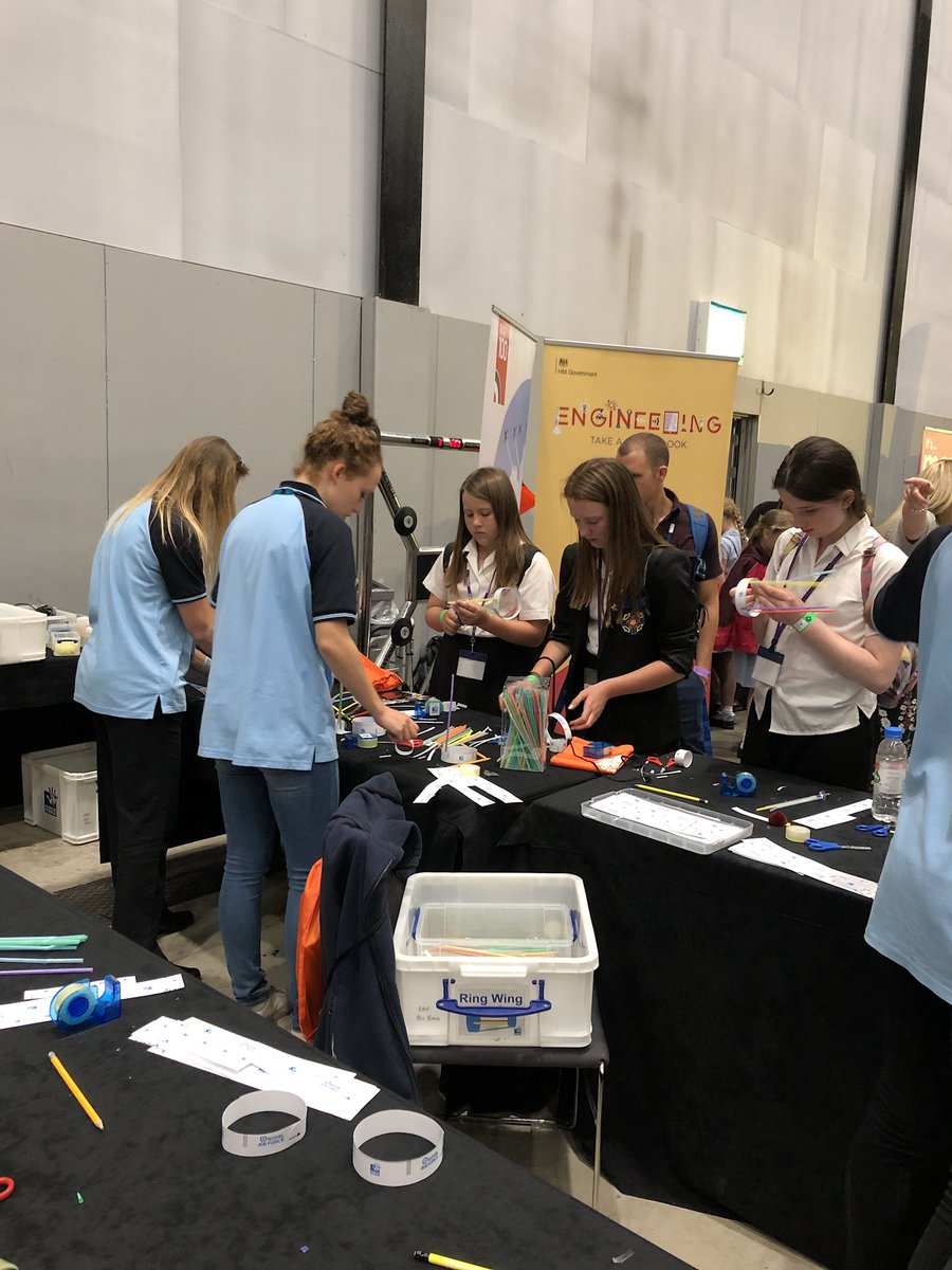 test Twitter Media - The next stop was to The Big Bang Fair where learners picked up lots of information and freebies relating to careers in STEM industries. A fantastic day well done to everyone who was invited to attend! https://t.co/bm8kLwtnh6