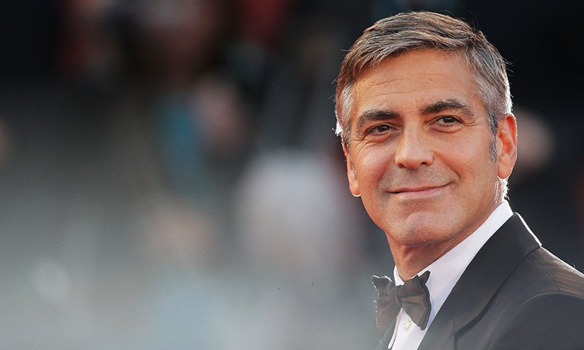 We're wishing George Clooney a speedy recovery after his bike accident: