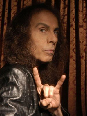 "Ronald James Padavona ""Ronnie James Dio\"" Happy Birthday Legend"