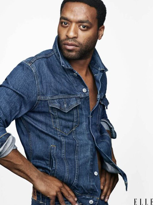 Happy birthday to this amazing actor and incredible man!!! I adore you Mr. Chiwetel Ejiofor