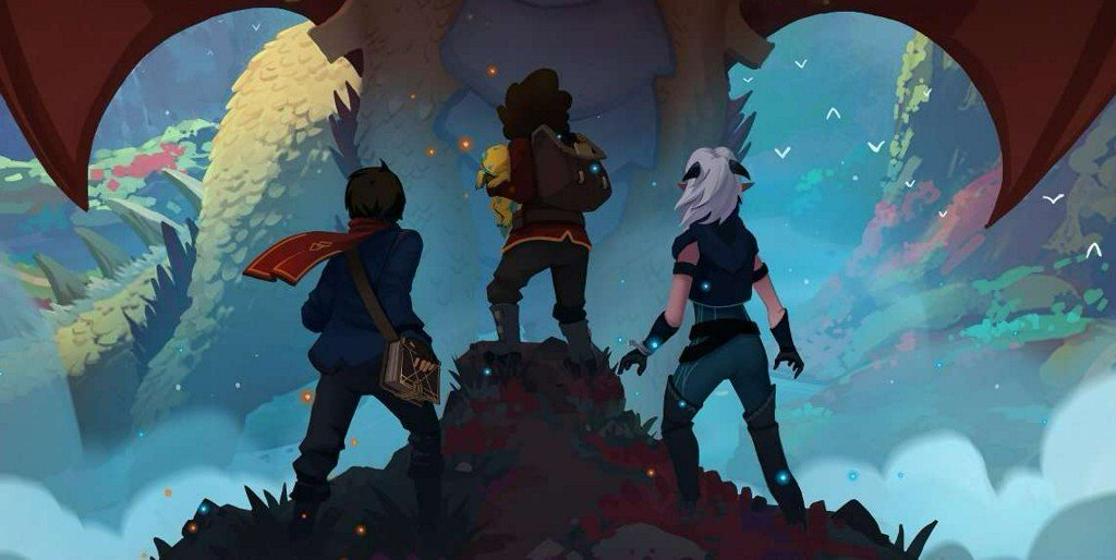 Netflix announces new animated series with Avatar: The Last Airbender director https://t.co/ZOjkVa4HSm https://t.co/f7vEOaBGFA