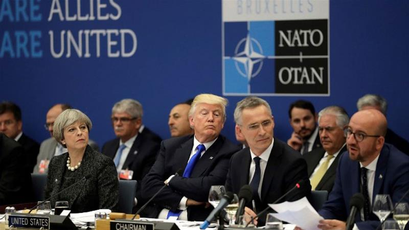 All you need to know about the 2018 NATO summit