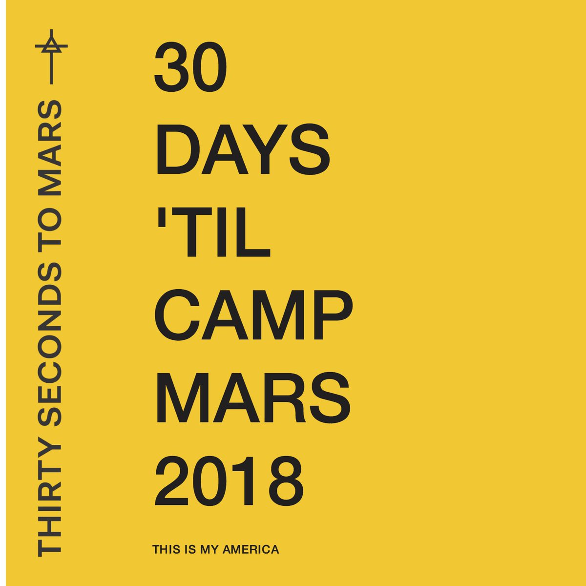 Hope to see you then Xo  https://t.co/uhdPT2dSE0 #CampMars https://t.co/tT9u7BMliV