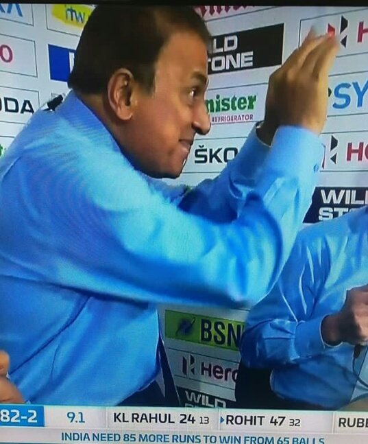 Happy Birthday Sunil Gavaskar  Best batsman in Past & Best Commentator in present