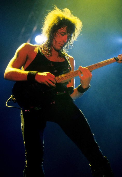 Richie Sambora (Richard Stephen Sambora / ex.Bon Jovi Birth 1959.7.11 Happy Birthday