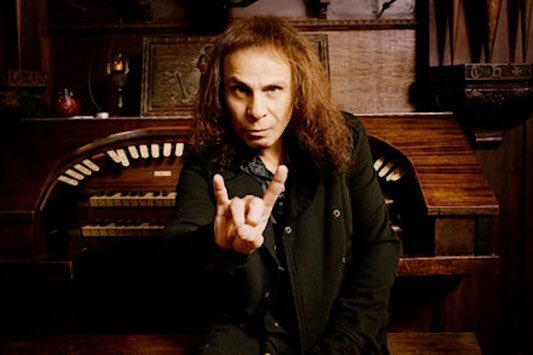 Happy birthday to the metal legend Ronnie James Dio! Rest In Peace