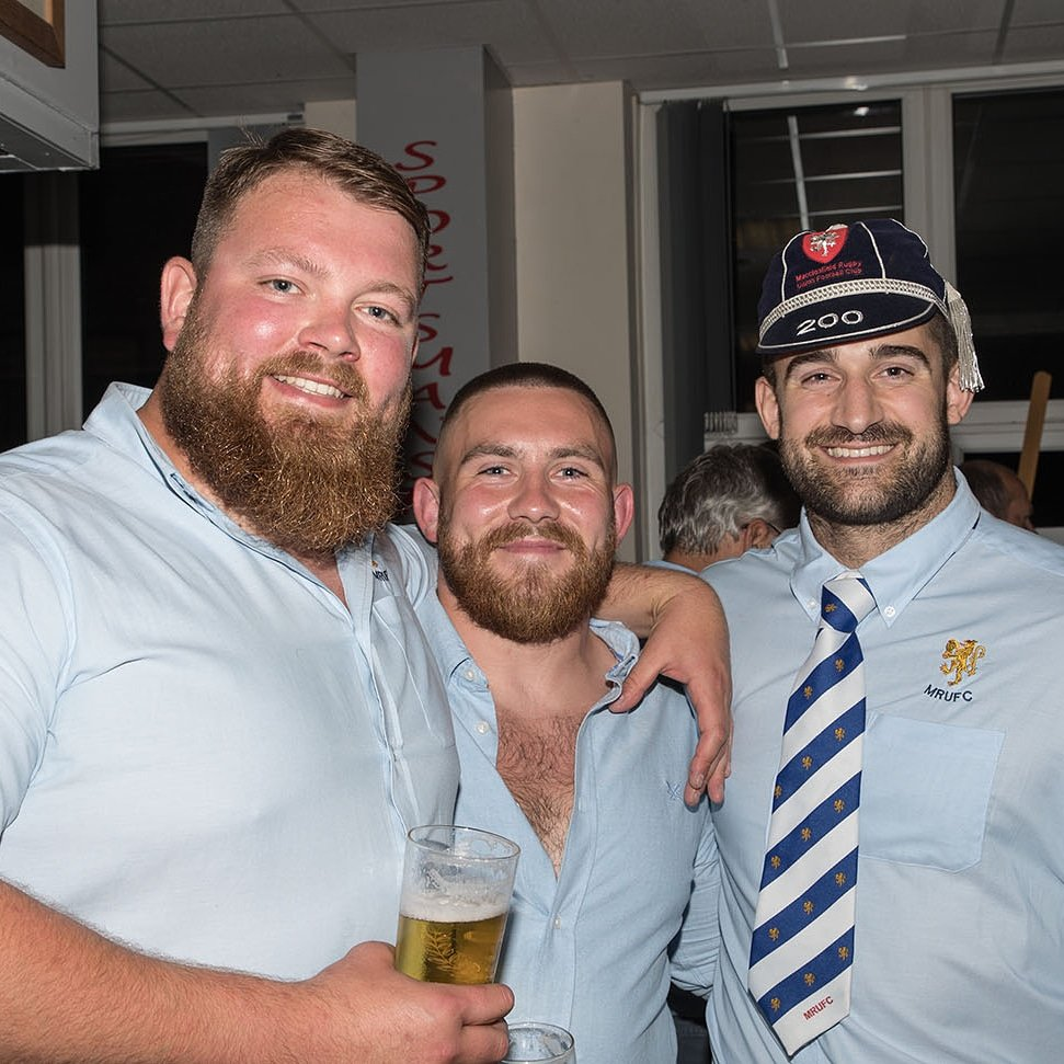 test Twitter Media - Just three grizzlies enjoying the players dinner... 🐻🏉🍻 #maccrugby #macclesfield #nat2north #grizzlybear https://t.co/2ihokMLwYF
