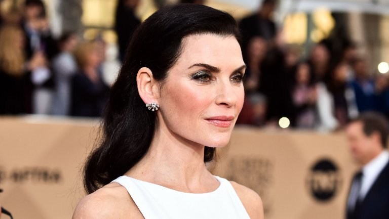Julianna Margulies to star in scripted Ebola miniseries for @NatGeoChannel