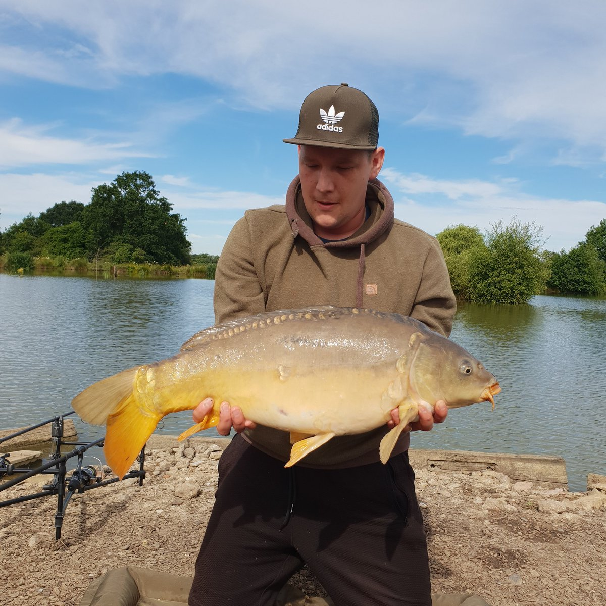 Another one falls to the new <b>Mainline</b> bait the link  #<b>Mainline</b> #carp #carpfishing http