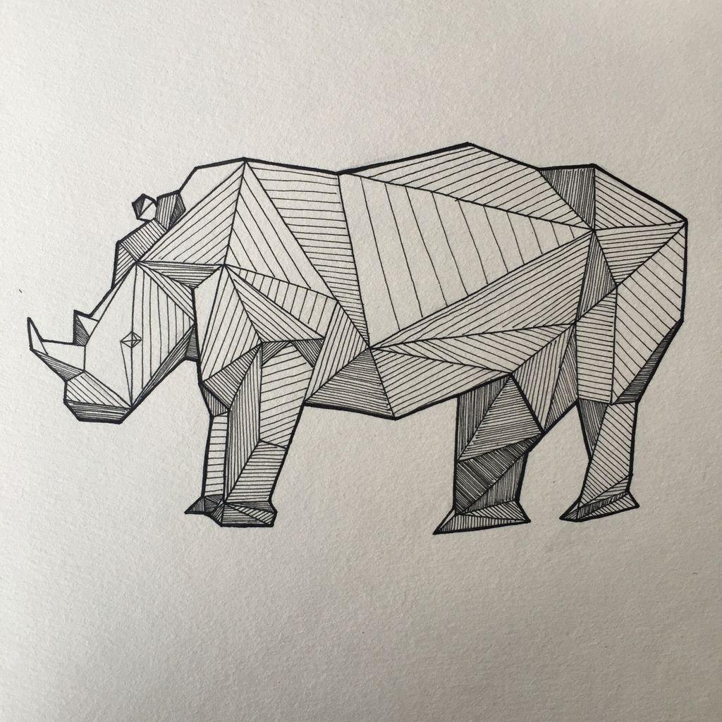 Geometric rhino.. https://t.co/uOZPNQo2dC https://t.co/JzFF3vtK8V