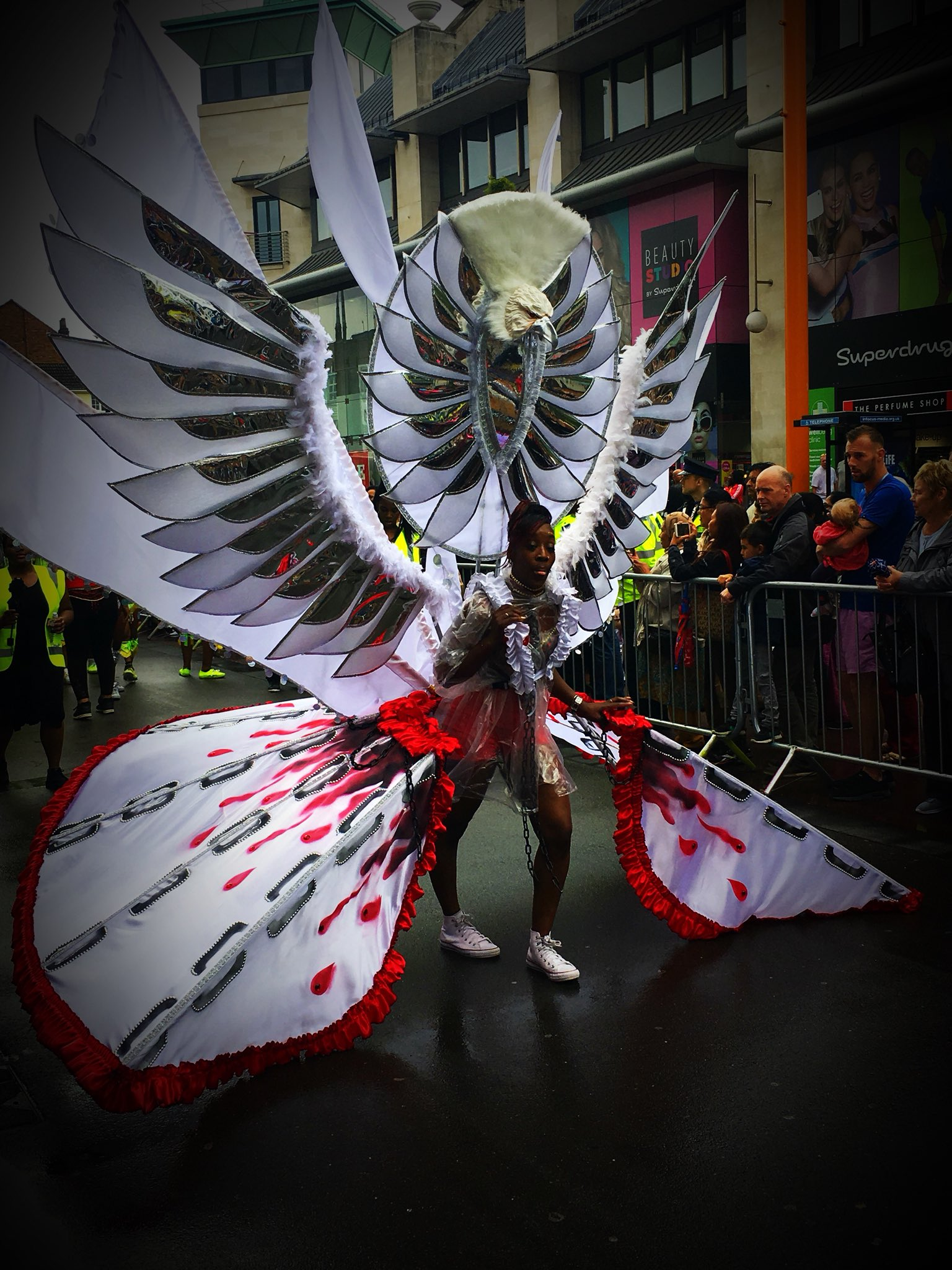 I'm looking forward to getting into the #carnival #spirit this #August with the return of the #Caribbean #Carnival #AllDressedUp @Highcross @leicesterfest #Aug4th https://t.co/3Hne3WPjih