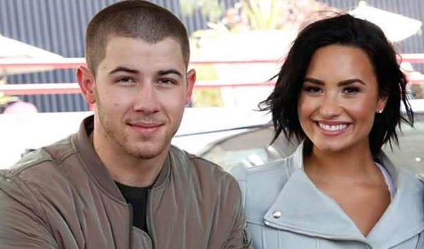 Nick Jonas has been here before with Demi Lovato as documented in her documentary.