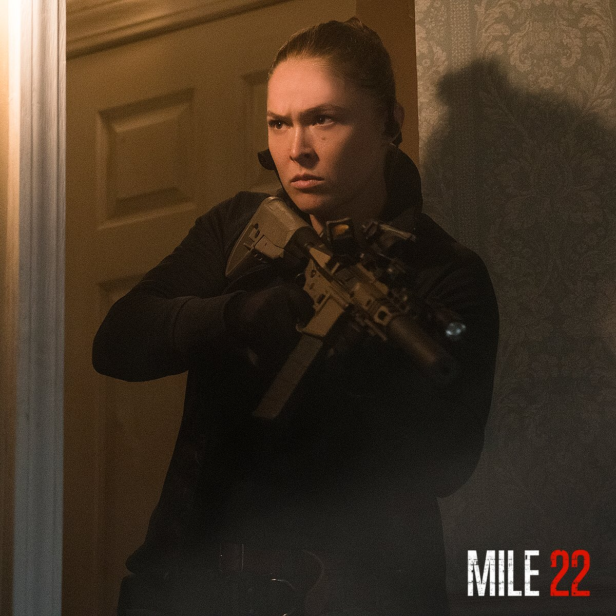 Locked and loaded. #Mile22 – in theaters August 17. https://t.co/29twYqqPl6