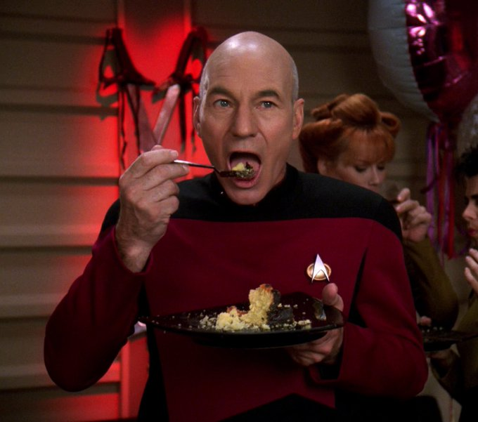 Happy 78th Birthday, Patrick Stewart!