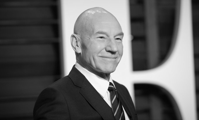 Happy birthday to Sir Patrick Stewart!