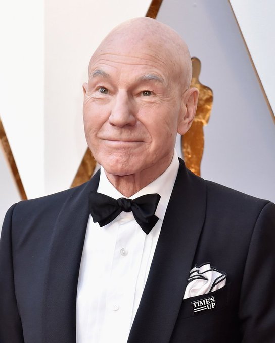 Happy Birthday dear Sir Patrick Stewart!