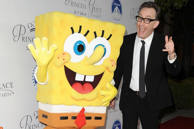 Happy Birthday Tom Kenny!