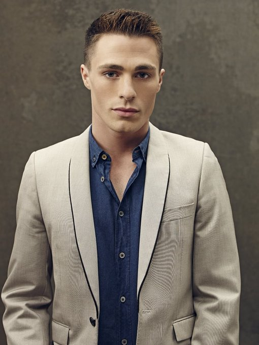 Happy Birthday Colton Haynes!