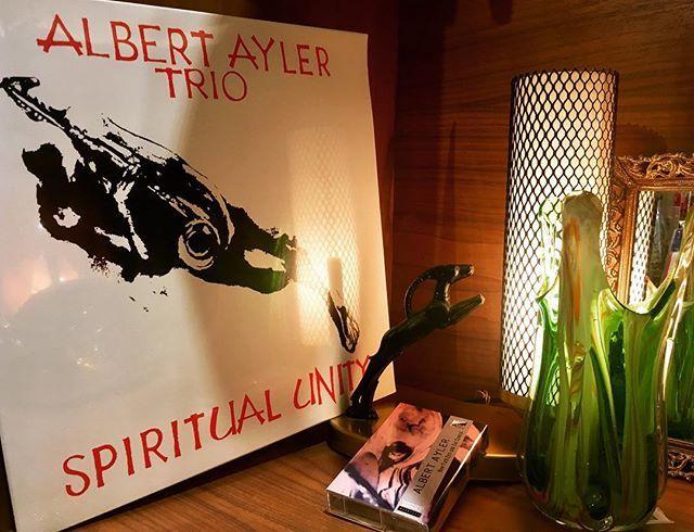 Happy 82nd birthday to Albert Ayler!