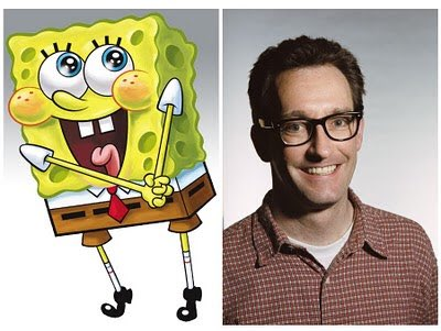 Happy Birthday, Tom Kenny! The voice of