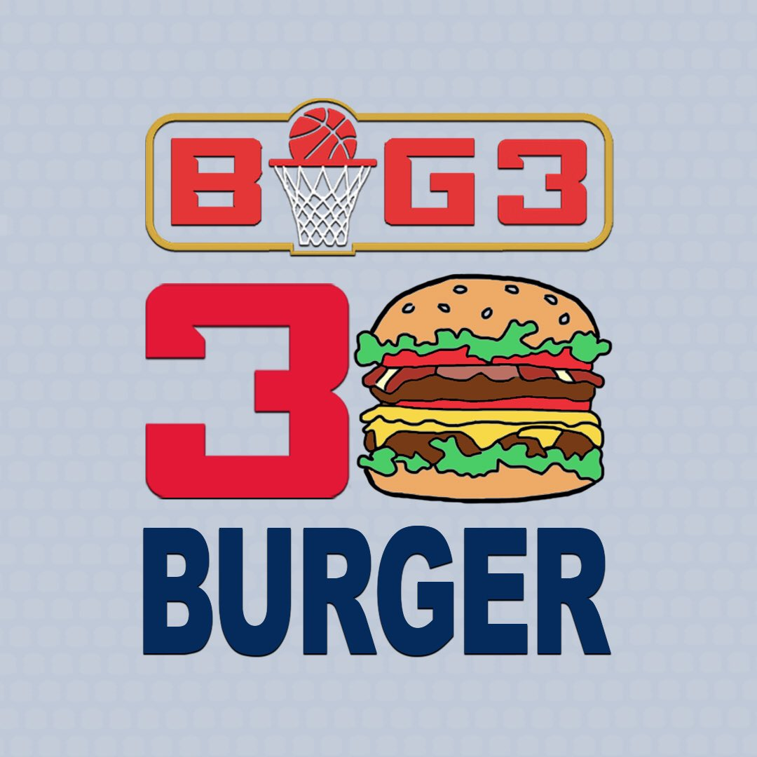 Who in @thebig3 is going to serve you the next 30 Burger? Corey Maggette had 34 points in Oakland. https://t.co/q4OhteX9bm