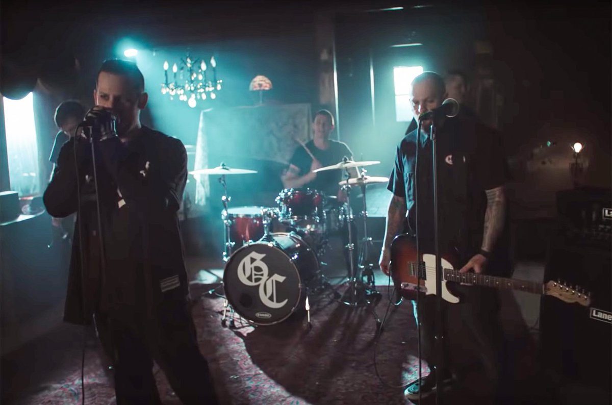RT @billboard: Good Charlotte releases poignant new single