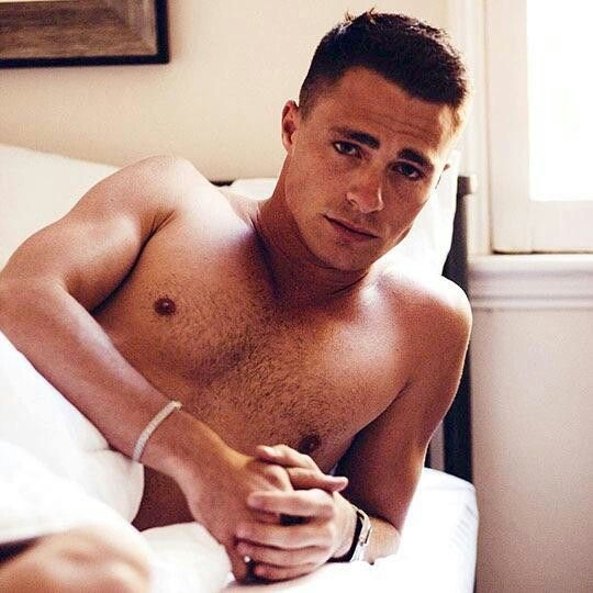 Happy Birthday to Colton Haynes!