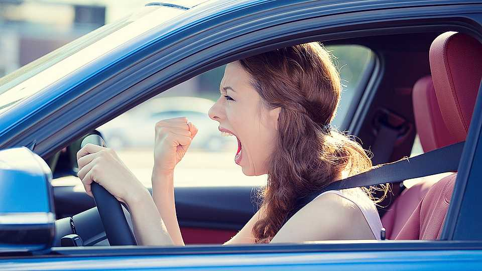 Swearing at motorists could cost you THREE QUARTERS of your weekly wage
