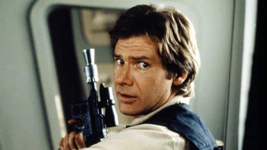 Happy Birthday to Harrison Ford, role of Han Solo!