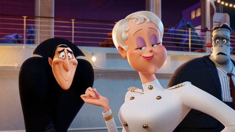 "HotelT3 director on why the animated monster mash is more than just a ""silly comedy"""