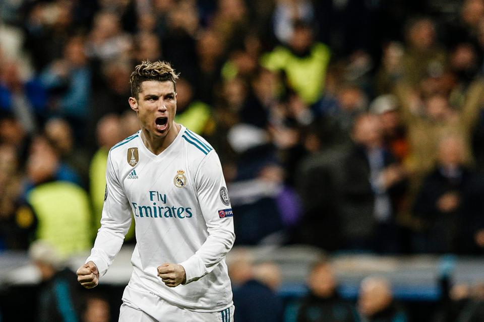 Cristiano Ronaldo takes a pay cut from 61M to 505M