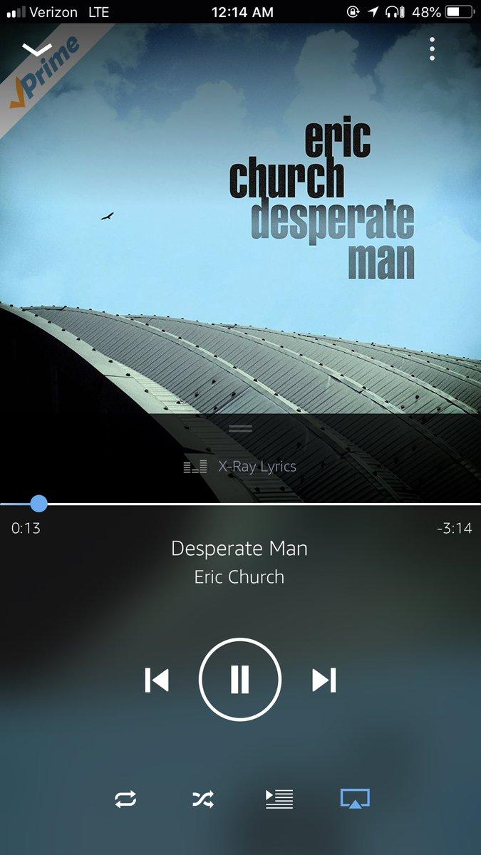 #DesperateMan