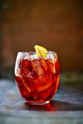 First up, it's Jamie's favourite...a classic negroni ???? https://t.co/QIF17Wif1B https://t.co/IdC9lvgfpy